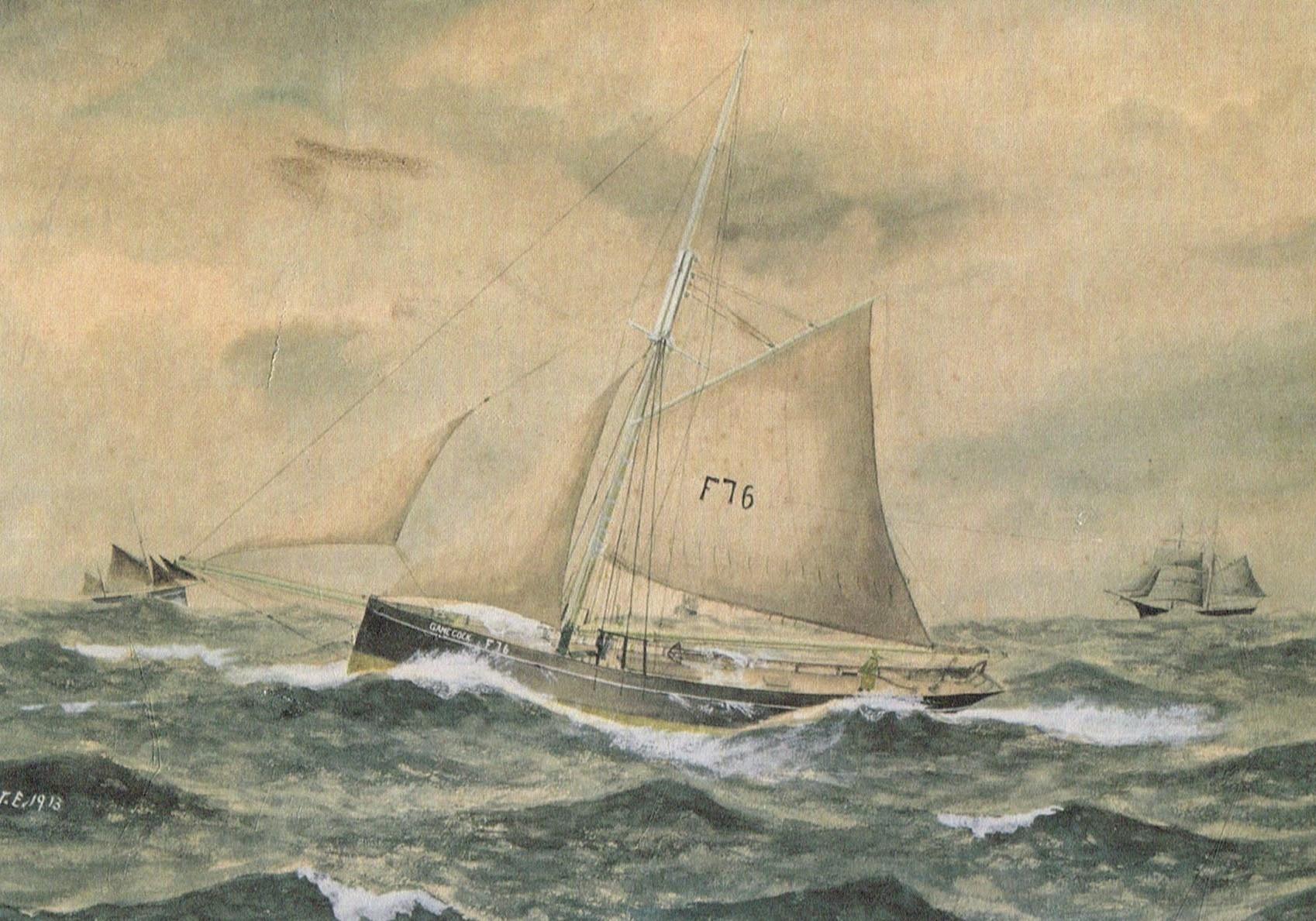 Barge Racing